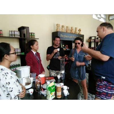 5 YẾU TỐ NHẬN BIẾT LY CAFE CHỒN NGUYÊN CHẤT