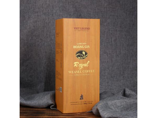 Cà phê Chồn Hoàng Gia 200gram