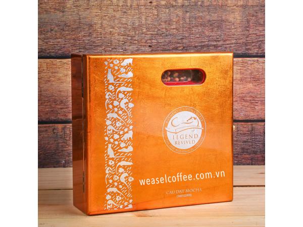 Cà phê Chồn Mocha 250gram