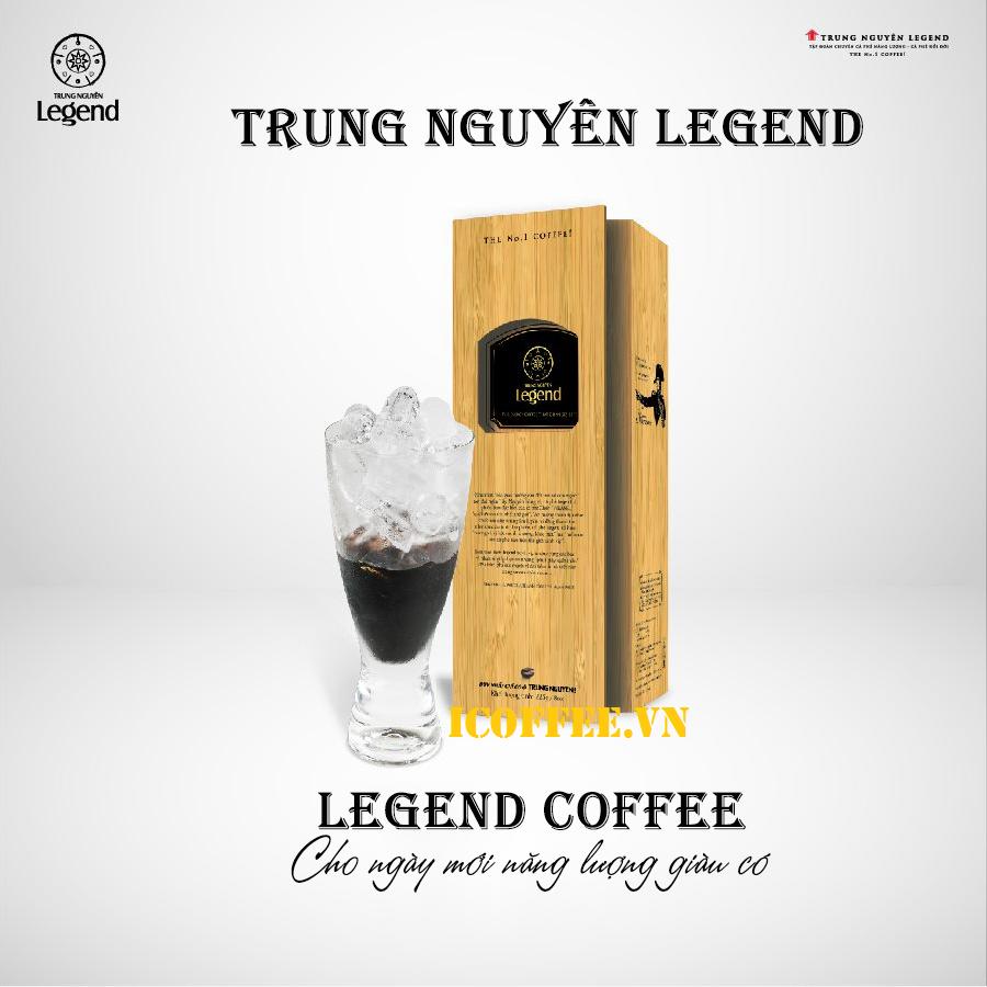 Cà phê Legend - Cà phê Chồn sinh học