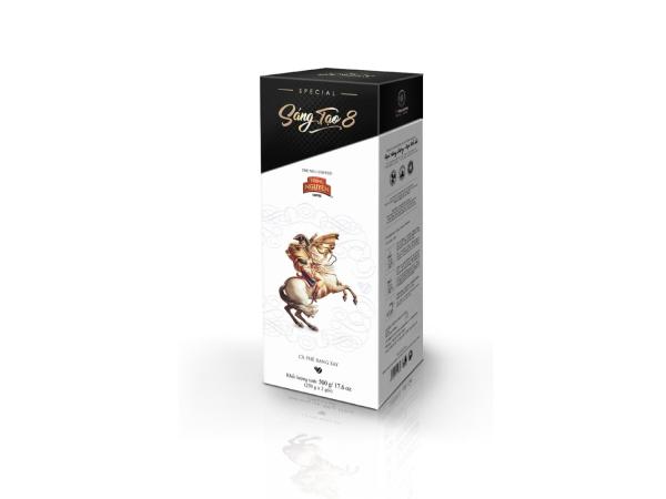 Cà phê SÁNG TẠO 8( Hộp 500gam)