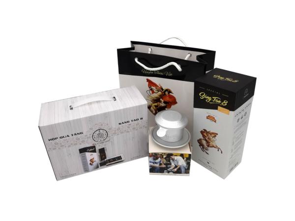 Cà phê Sáng tạo 8( HỘP QUÀ TẶNG 500GR)