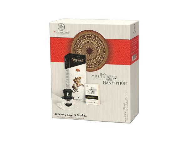 Cà phê Sáng tạo 8( HỘP QUÀ TẾT 500GR)