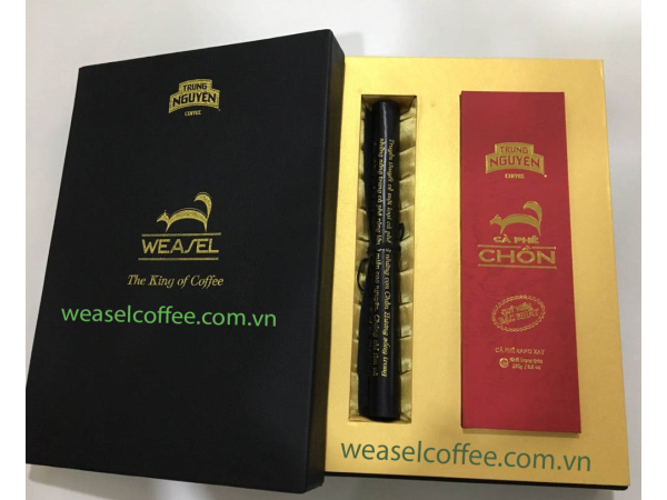 Chồn Trung Nguyên Weasel Coffee 250gr