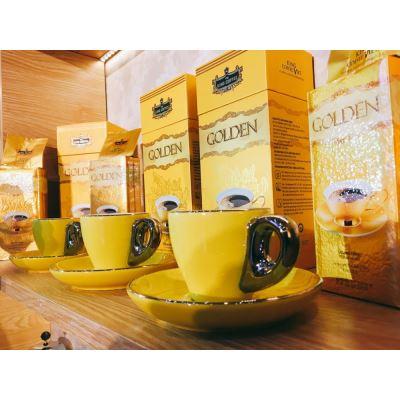 King Coffee: Vua cà phê Việt - Tuyệt phẩm cả thế giới ưa chuộng - Sản phẩm mới King Coffee Golden