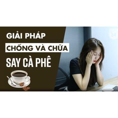 Say cà phê là gì? Những triệu chứng và cách giải quyết?