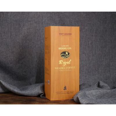 THE WEASEL COFFEE| VIET LEGEND COFFEE - COFFEE FOR THE ROYAL