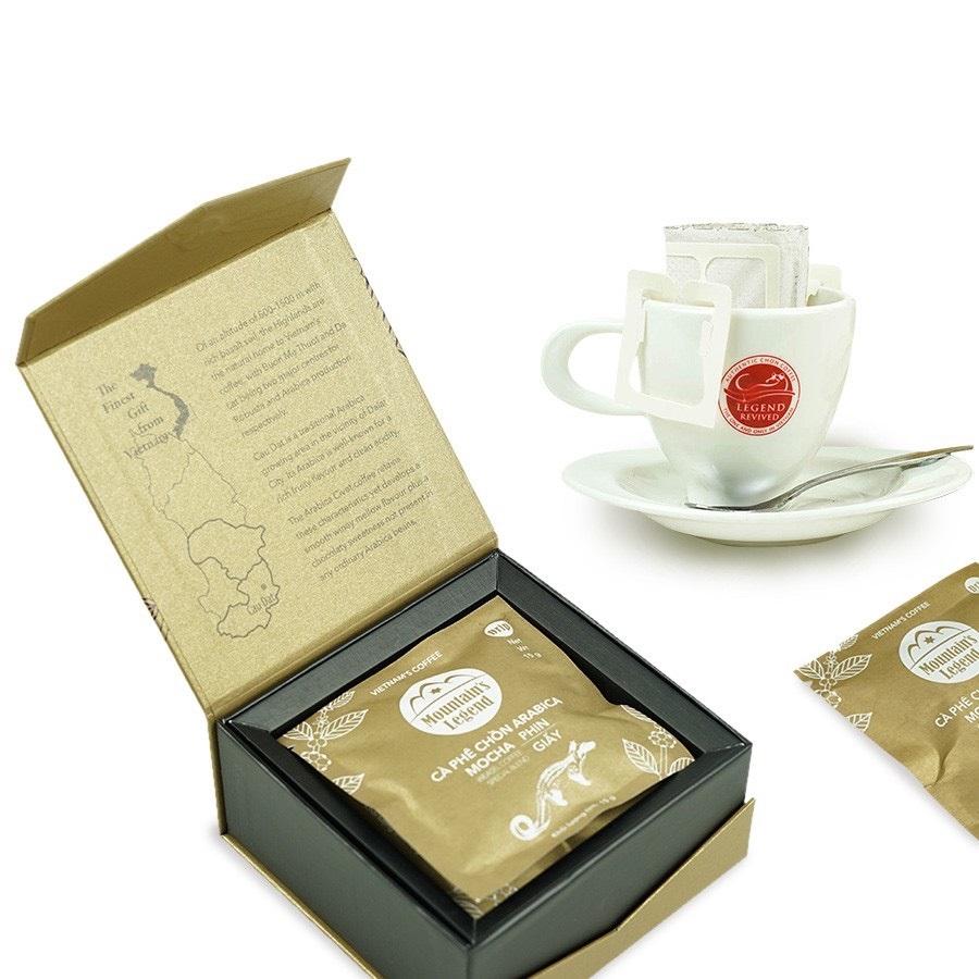 Cà phê chồn túi lọc Arabica
